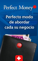 recibir pagos con Perfect Money procesador de pago. Recomendado por Blog SEO Web.
